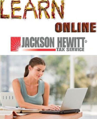 School Online: Jackson Hewitt Tax School Online