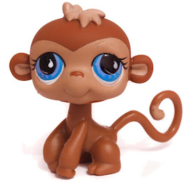 LPS Multi Pack Monkey (#564) Pet