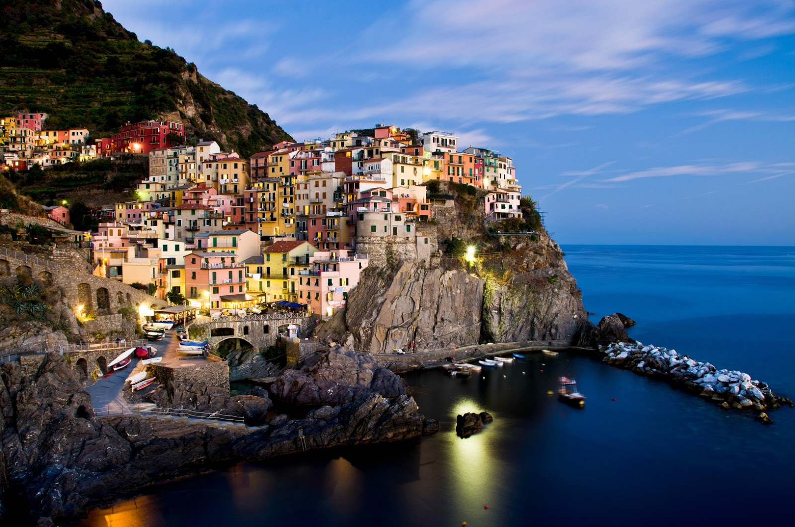Manarola Beautiful Place