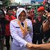 Maju di Pilgub DKI Jakarta, Risma: Itu Sudah Takdir Tuhan!