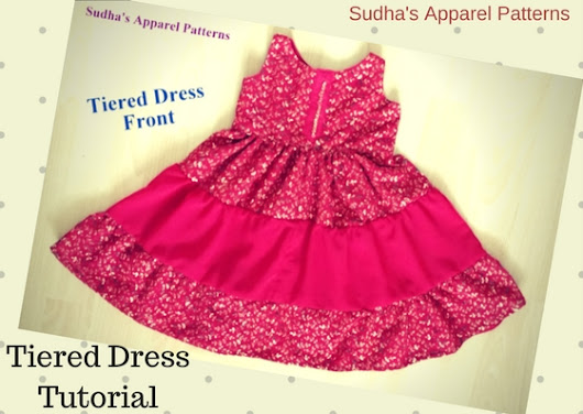 Sudha's Apparel Patterns