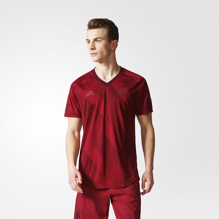 huge selection of a3a6b 96f33 Awesome Seasonal Special Adidas Bayern Munich 17-18 Jersey ...