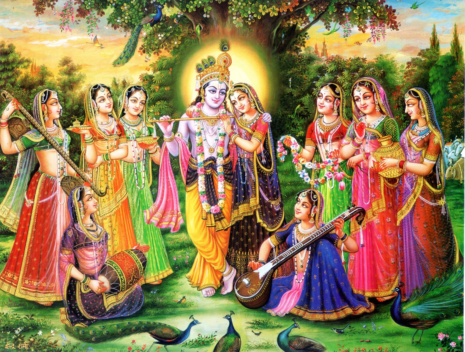 Lord Krishna Pictures | God Wallpapers - Wallpapers