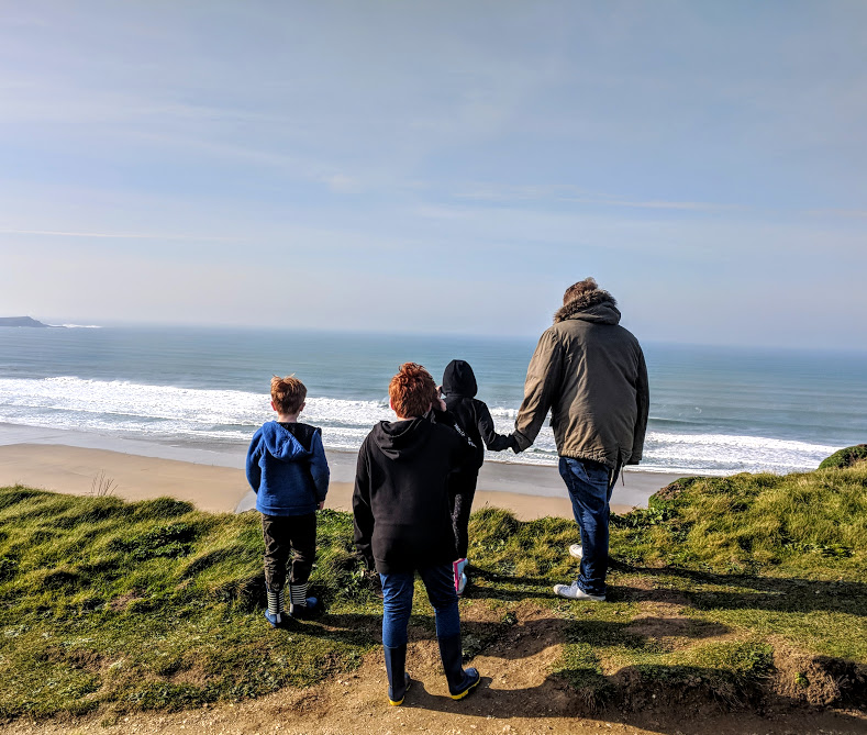 The Sands Resort Cornwall Review | A Family Hotel with Kids Club near Newquay  - overlooking the beach
