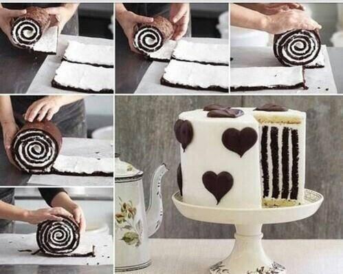 Para deixar seu bolo ainda mais bonito