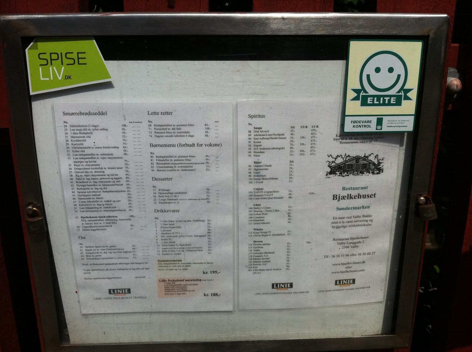 SVIRELIV: Rawfood på Restaurant Bjælkehuset