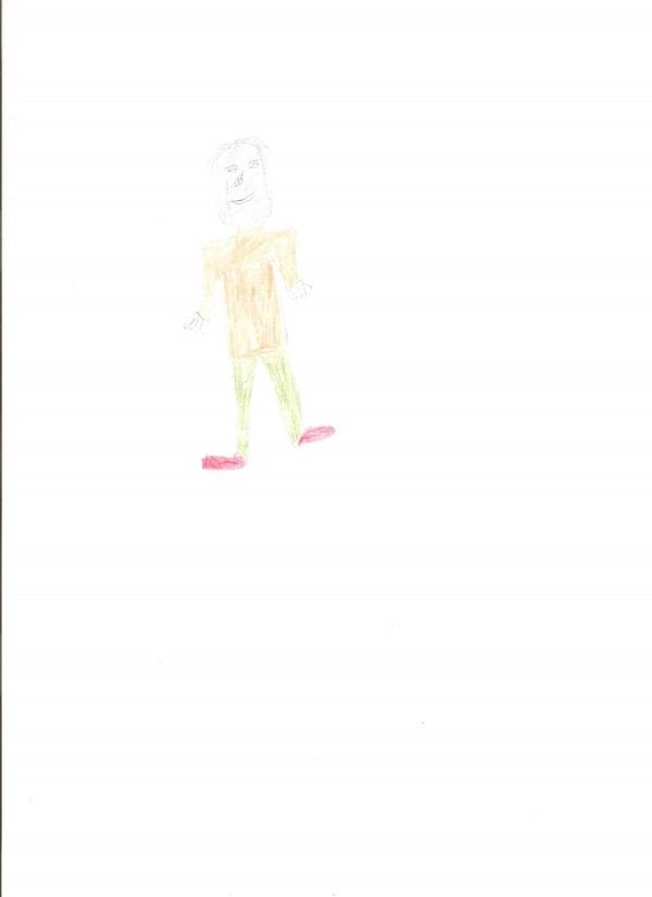 """رسم """" ولد """" للحالة الرابعة"""