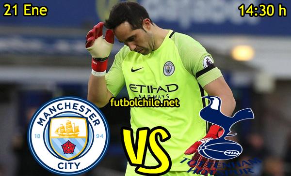 Manchester City Vs Tottenham Hotspur Vivo Youtube