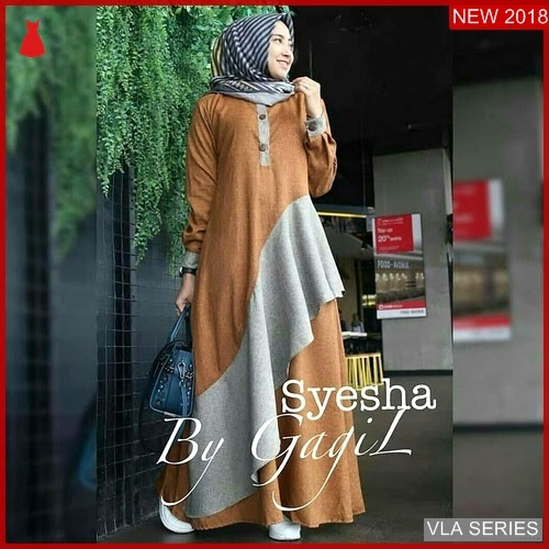 VLA161S137 Model Dress Syasa Mc Murah BMGShop