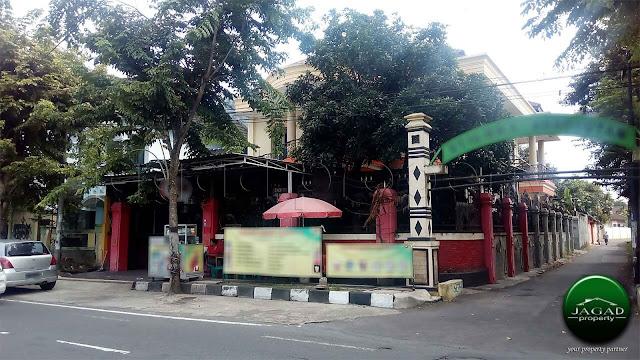 Rumah Luas Hook tepi jalan Lowanu, Jogja