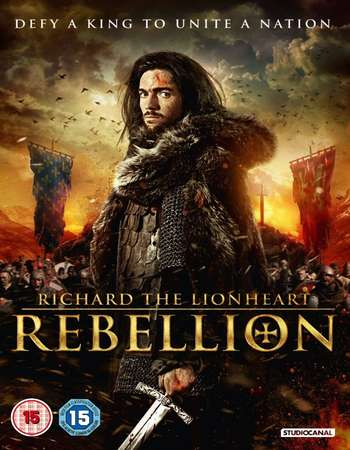 Richard the Lionheart Rebellion 2015 Hindi Dual Audio BluRay Full Movie Download