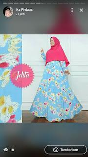 koleksi baju muslim terbaru