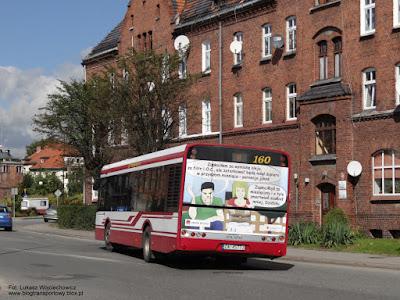 Solaris Urbino 12 #160, MZK Kędzierzyn-Koźle