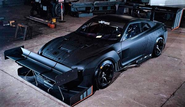 Nissan GT-R de Franco Scribante Racing