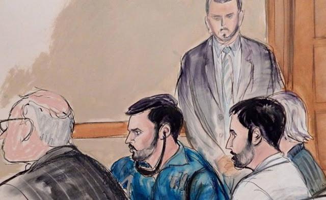 Defensa de los narcosobrinos no logró cambiar la severidad de la condena