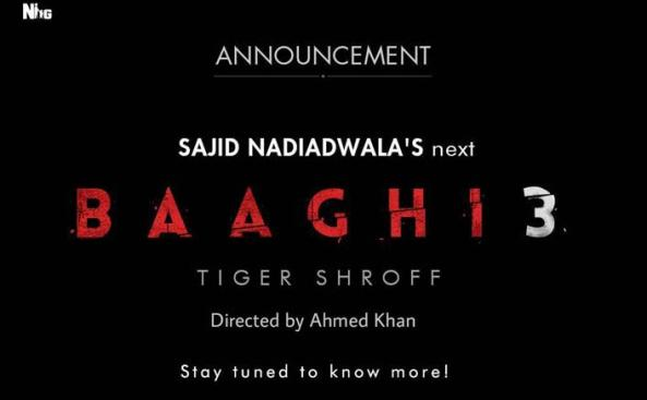 full cast and crew of Bollywood movie Baaghi 3 2020 wiki, Tiger Shroff Baaghi 3 story, release date, Baaghi 3 – wikipedia Actress poster, trailer, Video, News, Photos, Wallpaper