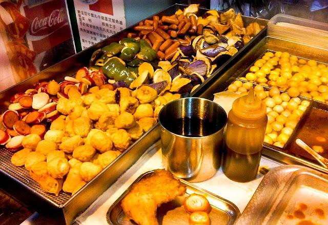 Những món ăn đường phố tại Hong Kong nghe thôi đã thèm