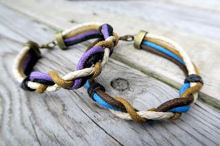 Man's bracelets DIY