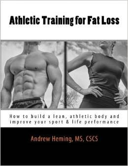"""Athletic Training for Fat Loss"""
