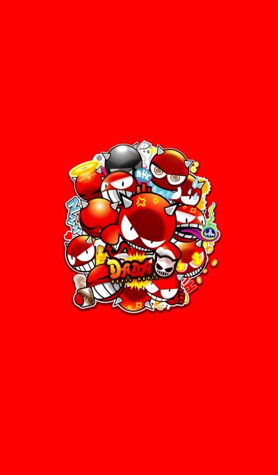 DADA Devil(Red Head Theme)