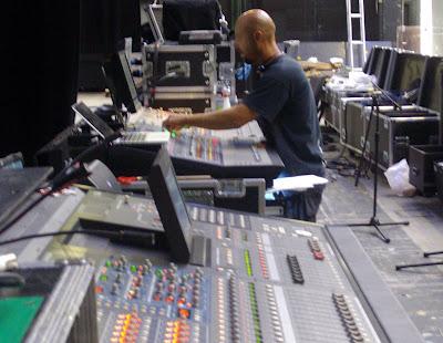 corso sound engineer fonico di palco