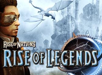 Rise Of Nations: Rise Of Legends [Full] [Español] [MEGA]