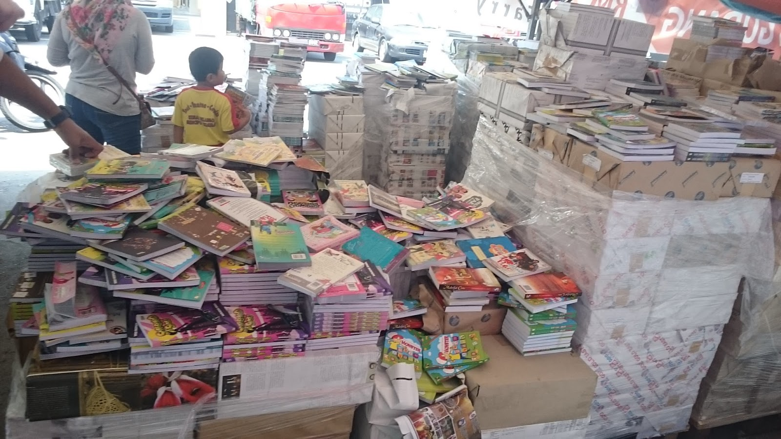 Jualan Gudang..! Novel Murah RM2 & RM3..!