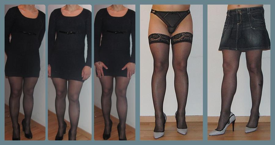 Bilder männer in damenwäsche