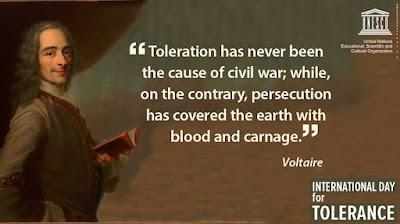 e12b797df12 Međunarodni Dan tolerancije posvećen je podizanju svesti i vere u ljudska  prava - kao podršku i jednakosti i različitosti širom sveta