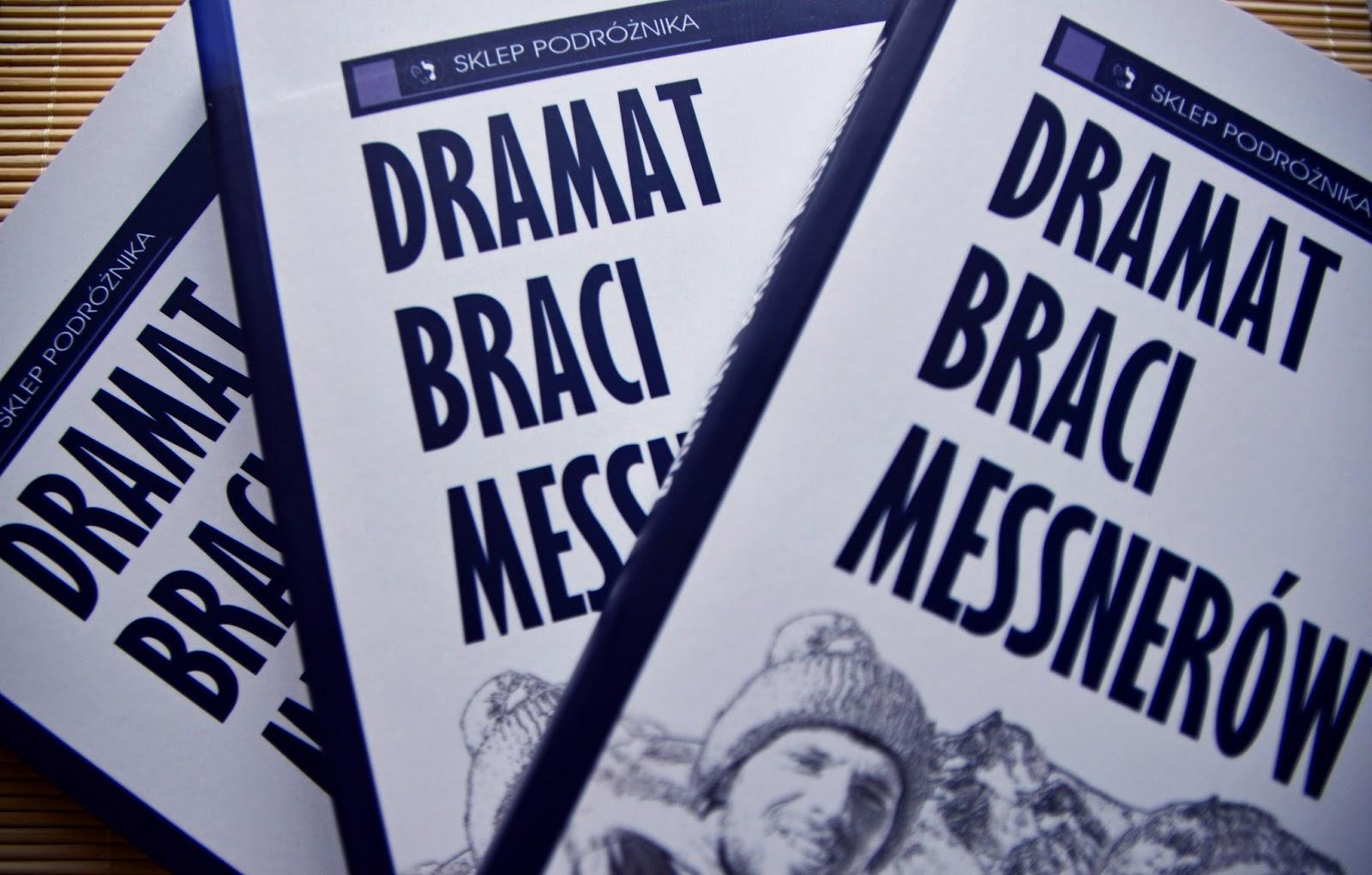 Dramat braci Messnerów Recenzja Konkurs