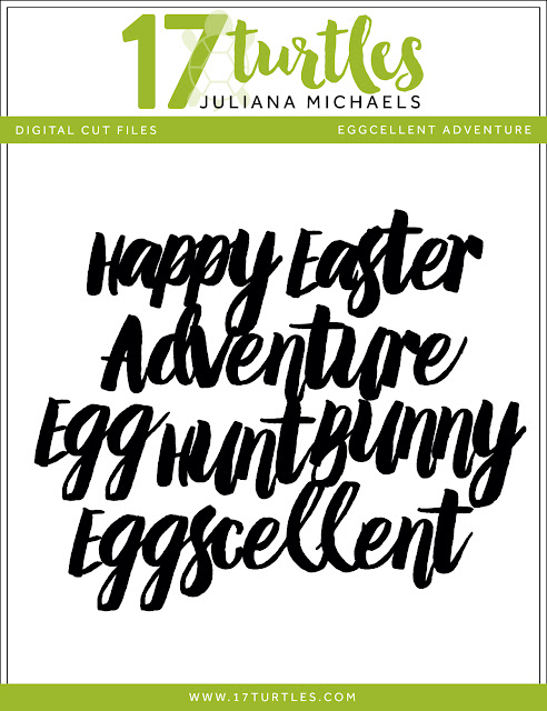 Eggcellent Adventure Free Digital Cut File by Juliana Michaels 17turtles.com