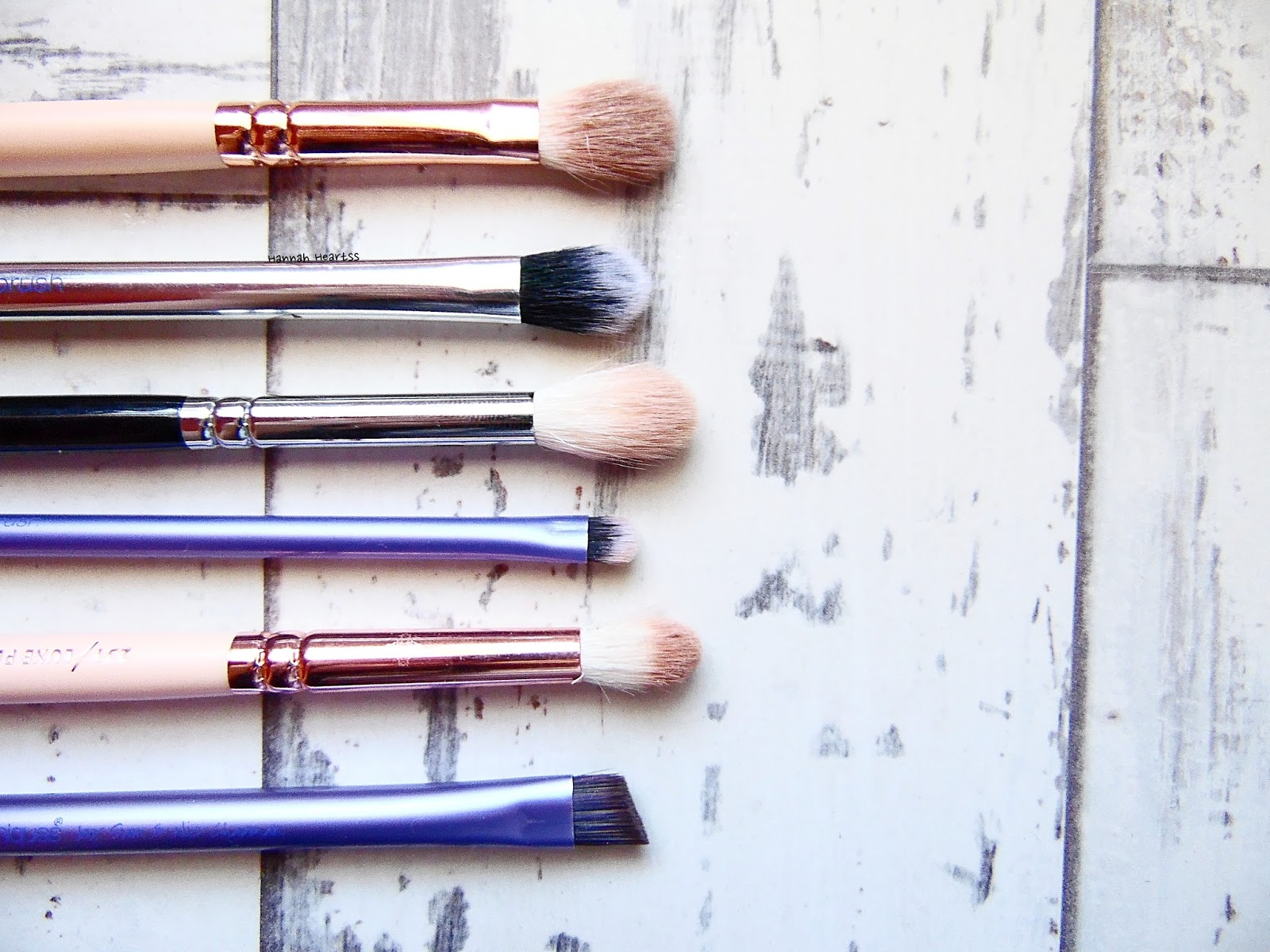 Makeup Brush Starter Kit