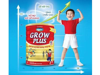 Bổ sung dinh dưỡng cho bé phát triển vượt bậc