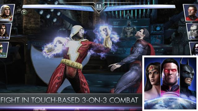 Injustice: Gods Among Us Android