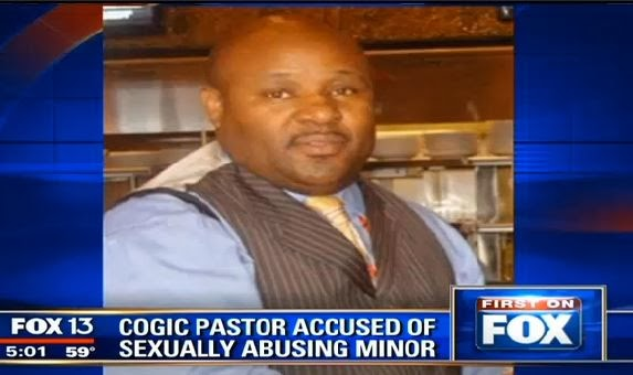 COGIC Pastor Arrested for Molesting Teen Relative