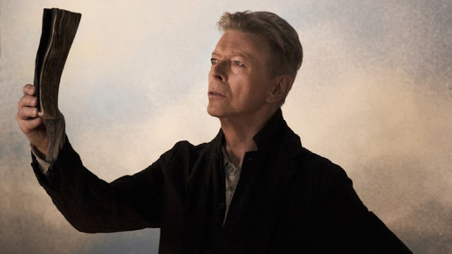 Video: David Bowie - No Plan