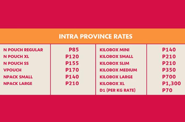 Lbc Pinaka Barato Rates In Vismin Starts At P85
