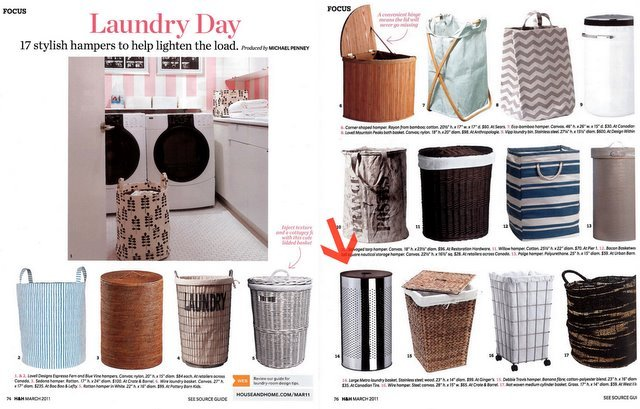 House & Home - March 2011 - Laundry Day