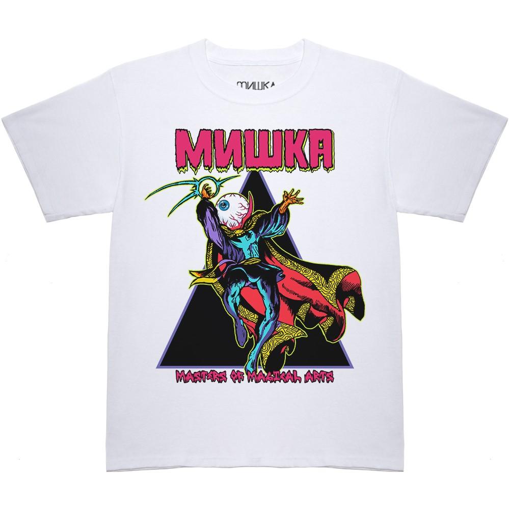 """Lamour Magical Arts"" Doctor Strange T-Shirt by Lamour Supreme x Mishka x be2ce71e2"