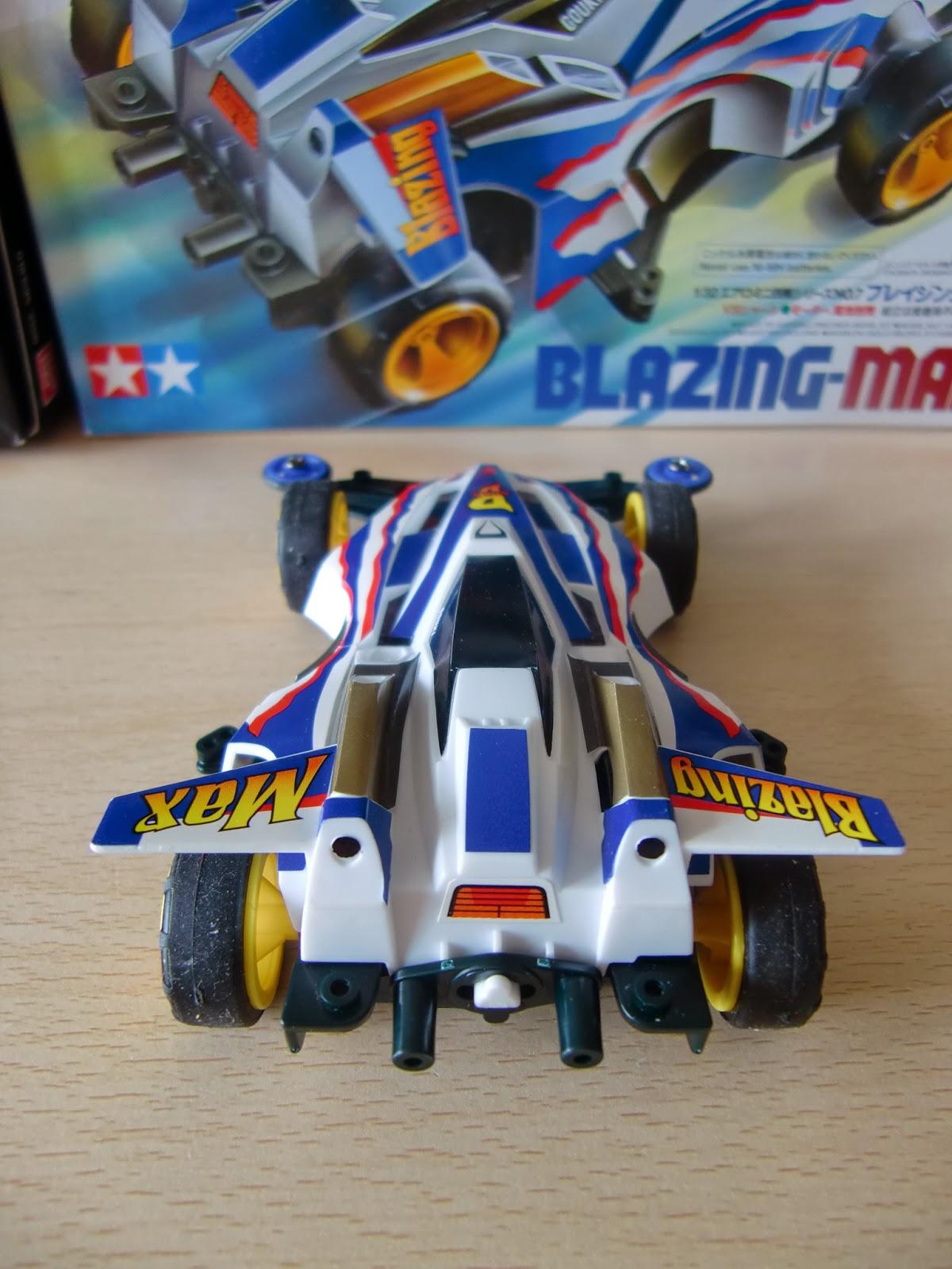 我的收藏: 四驅車 四驅兄弟MAX 節拍極速 Z-2