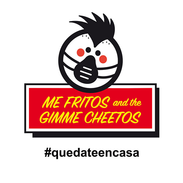 """Me Fritos And The Gimme Cheetos release video for new song """"Quédate En Casa"""""""