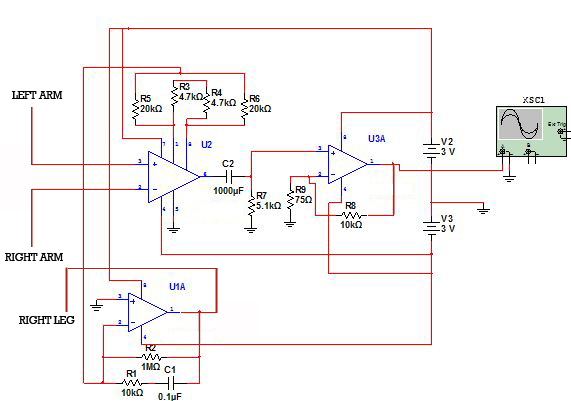 Week I Try To Work On The Circuit Diagram Of My Project The Circuit