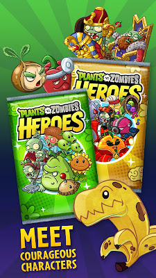 Plants vs Zombies Heroes Modif