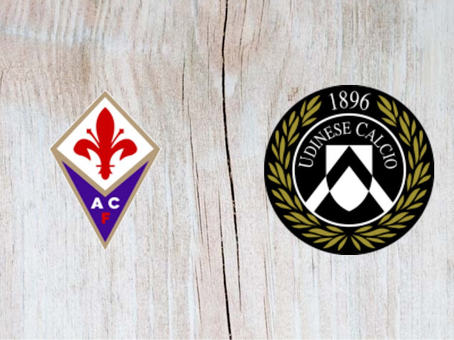 Fiorentina vs Udinese - Highlights 02 September 2018