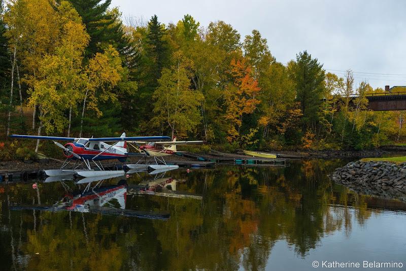 Seaplane Things to Do in Moosehead Lake Maine