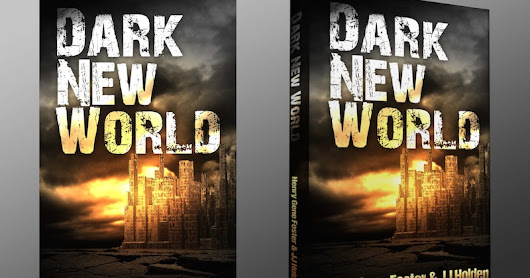 Dark New World Paperback Edition Out Now!