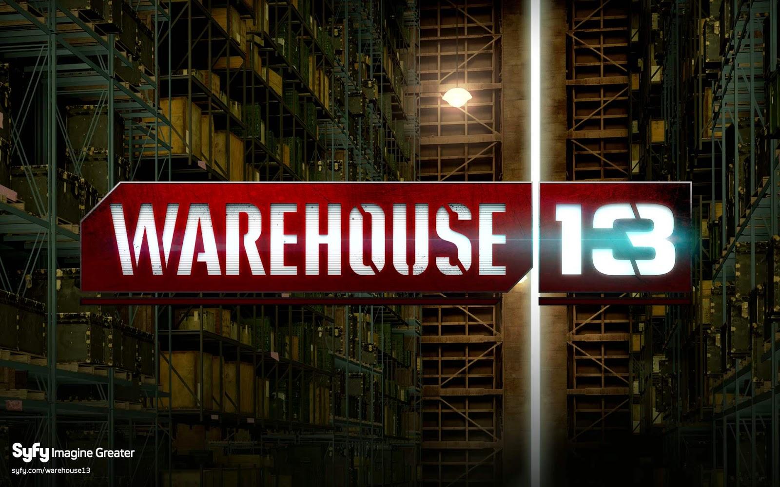 Warehouse 13 - 5 05 - Cangku Shisi - Recap / Review