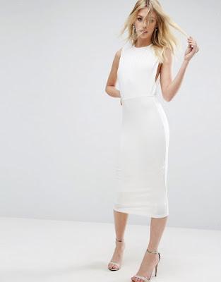 Vestidos de Blancos de Noche