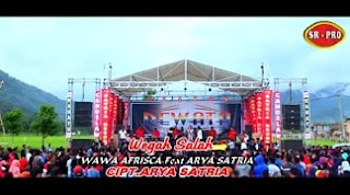 Lirik Lagu Arya Satria feat Wawa Afrisca - Wegah Salah