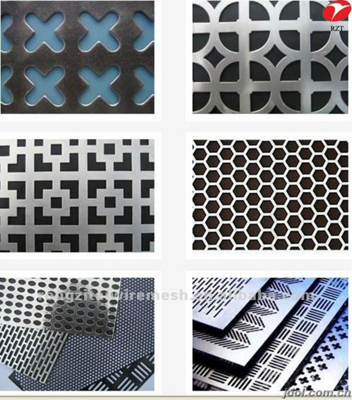 Architectural Perforated Metal Panels